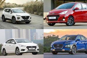 Mua xe Hyundai, chọn mẫu xe nào phù hợp với túi tiền?