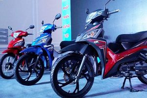 Bảng giá xe máy SYM: Mẫu rẻ nhất chỉ hơn 15 triệu đồng