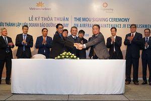 Nghiên cứu thành lập liên doanh bảo dưỡng máy bay tại Việt Nam
