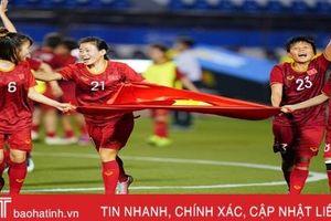 Thắng Myanmar, tuyển nữ Việt Nam vào vòng play-off vòng loại Olympic