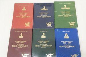 Đại từ điển Giáo khoa Séc-Việt giành Giải thưởng Từ điển năm 2020