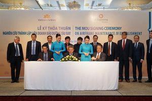 Sắp có liên doanh bảo dưỡng thân cánh máy bay tại Việt Nam