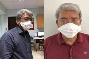 Hướng dẫn làm khẩu trang y tế phòng virus corona, giảng viên trường y nhận nhiều chỉ trích