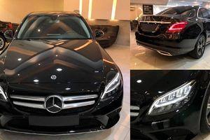 Mercedes-Benz C180 2020 sắp về Việt Nam khoảng 1,3 tỷ đồng