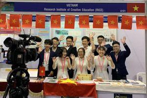 Việt Nam nhất toàn đoàn tại cuộc thi sáng chế quốc tế 2020