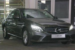 Mercedes-Benz C180 2020 sắp về Việt Nam, giá bán dự kiến khoảng 1,3 tỷ
