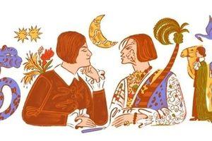 Else Lasker-Schüler - nữ thi sĩ trữ tình vĩ đại của Đức được Google Doodle vinh danh