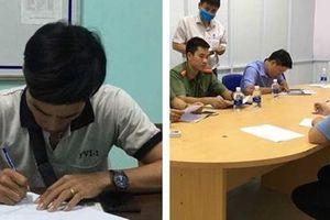 Xử lý 3 công nhân tung hoang tin về virus Corona