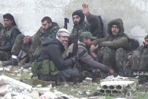 Quân đội Syria giành lại thêm 5 thị trấn ở Idlib