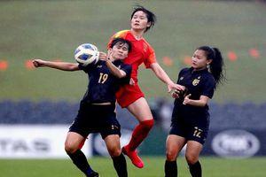 ĐT nữ Thái Lan chính thức bị loại khỏi Olympic Tokyo 2020 sau hai trận thua liên tiếp