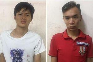 Hai tên cướp sa lưới đặc nhiệm ở Sài Gòn dù thay quần áo để đi gây án tiếp