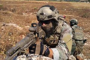 Đặc nhiệm Nga tung hoành trên chiến trường Hama