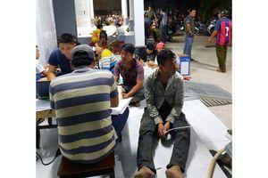 Triệt phá sòng bạc cực 'khủng' ven sông tỉnh Đồng Nai
