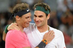 Trận đấu giữa Roger Federer và Rafa Nadal thiết lập kỷ lục mới