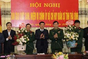 Bộ Quốc phòng bổ nhiệm nhân sự mới