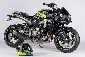 'Xế nổ' Suzuki Katana phiên bản đặc biệt hơn 400 triệu đồng
