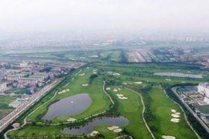 Thanh tra Bộ Xây dựng kết luận nhiều nội dung về dự án sân golf và dịch vụ Long Biên