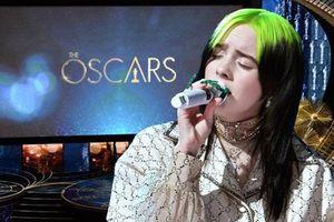 Billie Eilish, Elton John trình diễn tại lễ trao giải Oscar 2020