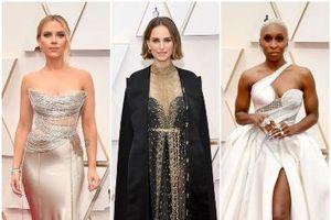 Oscar 2020: 'Dạ tiệc' thời trang đẳng cấp của trang phục ton-sur-ton và đính sequin