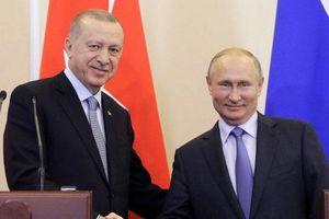Nga và Thổ Nhĩ Kỳ đàm phán về tình hình Syria