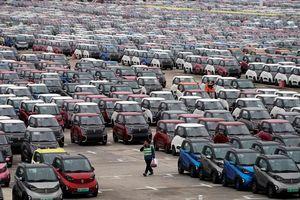 Phép thử chưa từng có đối với ngành công nghiệp ô tô thế giới