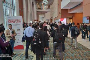 Giới yêu công nghệ 3D tìm hiểu công nghệ mới nhất tại 3DEXPERIENCE World 2020