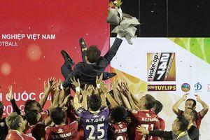 TP.HCM chơi ra trò ở AFC Cup