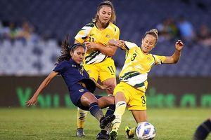 Tuyển nữ Thái Lan dừng bước tại vòng loại Olympic 2020