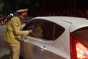 Xử phạt nam tài xế 35 triệu đồng vì dùng ma túy rồi lái xe