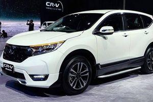 Trùng nghỉ Tết, doanh số xe Honda sụt giảm mạnh