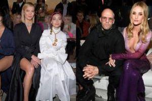 Quyền lực tối thượng của dàn sao hạng A luôn ngồi hàng ghế đầu tại Tuần lễ thời trang New York
