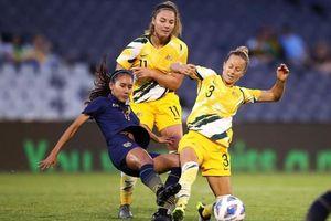 Thua cả 3 trận, tuyển nữ Thái Lan cay đắng rời vòng loại Olympic