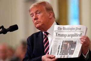 Sự 'trả thù' của Tổng thống Trump hậu luận tội