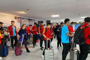 Hoãn giải châu Á, tuyển Việt Nam đi tập huấn Tây Ban Nha