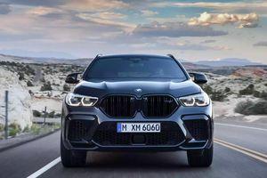 Đánh giá BMW X6 M 2020 – SUV hiệu suất cao đúng chất