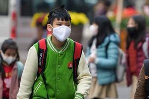 Cấp khẩu trang vải kháng khuẩn 100% cho 290.000 học sinh, giáo viên