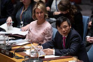 Hội đồng Bảo an thảo luận về tình hình Israel-Palestine