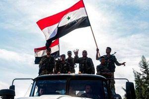 Quân đội Syria sắp kiểm soát hoàn toàn cao tốc Aleppo - Damascus