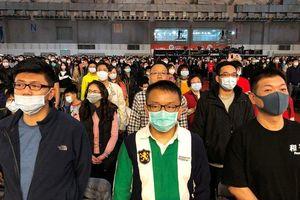 Nhà máy sản xuất iPhone chuyển sang sản xuất khẩu trang vì dịch covid-19