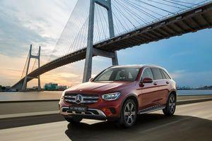 Mercedes-Benz ra mắt 2 phiên bản mới của GLC