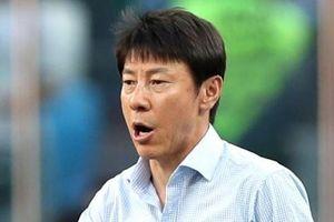 HLV trưởng tuyển Indonesia chê học trò yếu thể lực