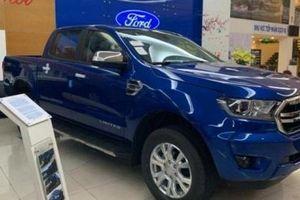 'Cận cảnh' Ford Ranger Limited giá 799 triệu đồng dành riêng cho thị trường Việt Nam