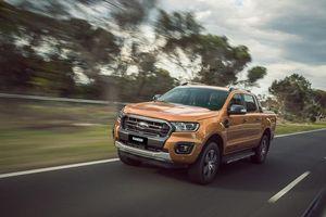 Ford Ranger Limited giá 799 triệu đồng tại Việt Nam có gì hấp dẫn?