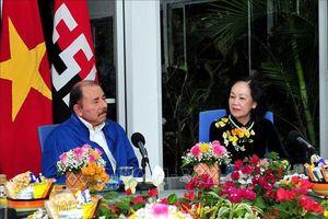 Làm sâu sắc hơn nữa quan hệ hữu nghị truyền thống tốt đẹp Việt Nam - Nicaragua
