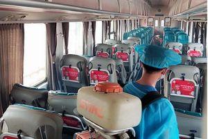 Tăng cường phòng dịch tại sân bay, ga tàu, xe bus