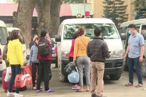 Vĩnh Phúc chi viện 150 y bác sĩ cho Bình Xuyên dập dịch Covid-19