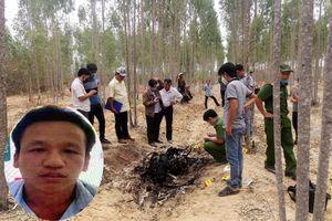 Bé trai 10 tuổi bị sát hại, nghi thủ phạm tự thiêu ở Bình Thuận