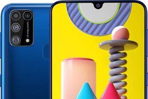 Samsung Galaxy M31 sẽ trình làng ngày 25/2 với camera 64 MP, pin 6.000 mAh