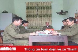 Xây dựng khu dân cư an toàn về an ninh trật tự ở xã Hà Đông