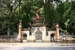 Đền Đuổm - điểm đến tâm linh ở Thái Nguyên